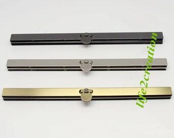 7 1/2 inch ( 19 cm ) Anti bronze wallet purse frame wallet frame 201-010
