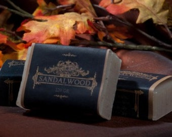 Soap Bars - Sandalwood