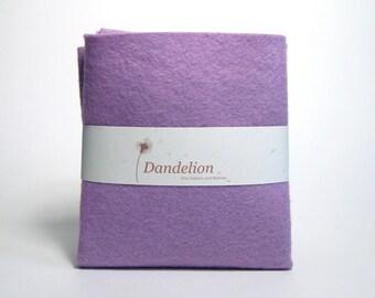 "1 Piece of Hydrangea Wool Blend Felt 22.8cm x 30.4cm (9"" x 12"")"