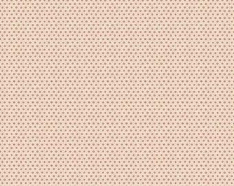 Morris & Co. Kelmscott PWWM005 Honeycomb Red Cotton Fabric By Yd