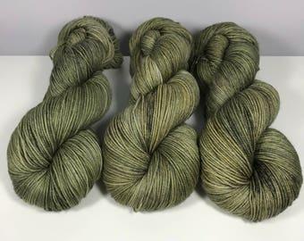Sage - Squishy Sock - Superwash Merino & Nylon
