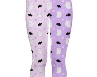 Spoopy boo leggings PRE ORDER