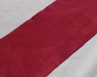 Teint à la main tapis de laine de - laine mûrier - tissu accrocher - applique et l'artisanat - primitive d'artisanat - quilting arts de l'aiguille - couture - - 039
