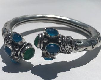 Bracelet Women Luxury Vintage Silver - Sutil Power