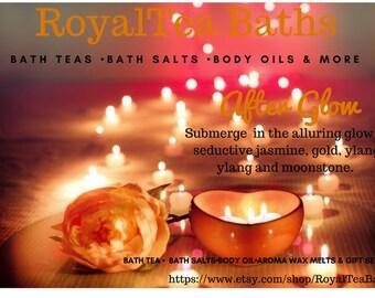After Glow Herbal Bath