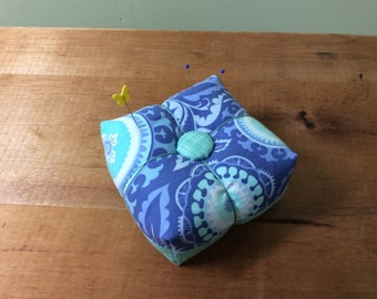 Boxy Pincushion
