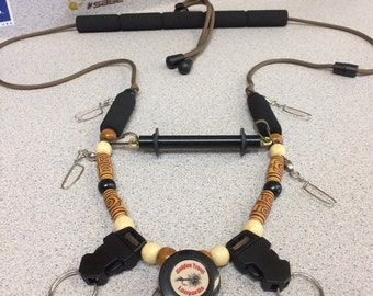 "New ""The Natural"" Fly Fishing Lanyard"
