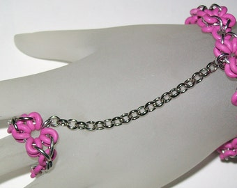 Flower Stretch Slave Bracelet