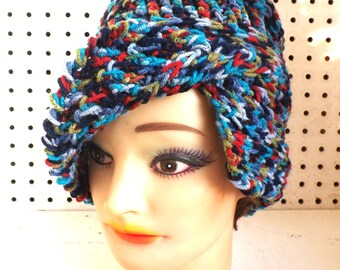 Crochet Pattern Hat, Womens Crochet Hat Pattern, Beanie Hat Pattern, Womens Hat, Clairisse Beanie Hat Crochet Pattern, Beanie Pattern