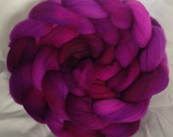 Wool Roving- Forest Fruits