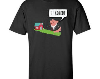 Shane Dawson I will go home Custom Ultra Cotton T-Shirt