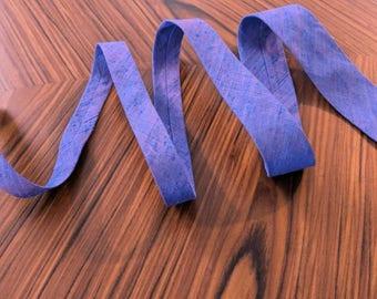 Vintage super skinny tie pink purple tie / necktie / vintage skinny tie