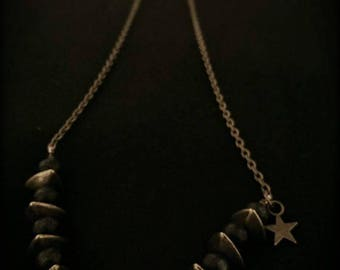 Bohemian necklace {YOu Are mAde Of StArS}