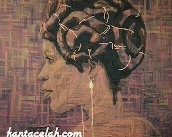 Paradigm shift: self portrait