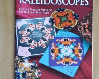 Memory Makers Photo Kaleidoscopes Creating Dramatic Photo Art On Your Scrapbook Pages, Scrapbooking Ideas, Creating Kaleidoscopes
