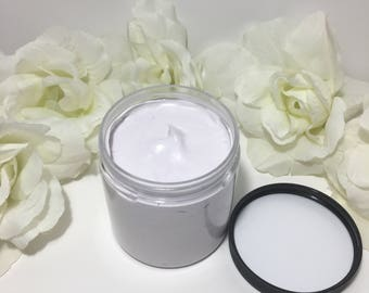Whipped Body Butter- Natural, Vegan, Hand-whipped