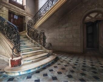 Chateau des singes Photo Print