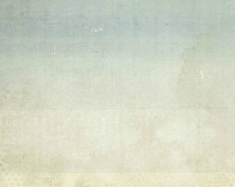 Beach Background Scrapbook Paper Download, Shop Banner, Digital Graphic
