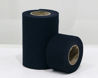 Cotton Bias - Simple Series Navy -  10 Yards - in 4cm or 10cm - by the roll 88087