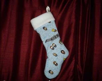 Ready to ship! Firefly Inspired Christmas Stocking