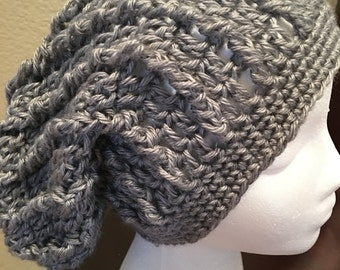 slouchy hat , Adult size