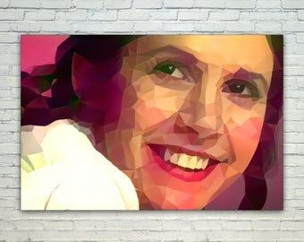 Carrie Fisher - Carrie Fisher Poster,Carrie Fisher  Art,Carrie Fisher Print,Carrie Fisher Poster,Carrie Fisher Merch,Carrie Fisher Wall Art
