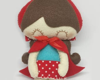 Fühlte mich Doll - Little Red Riding Hood