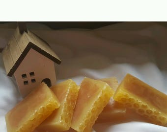 Handmade Bath Soap - Honey Beeswax