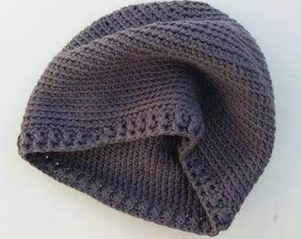 Blackthorn Hat - Pure Cotton Child's Beanie Hat - Ready to Ship