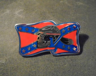 Rebels Motorcycle Club Brooch