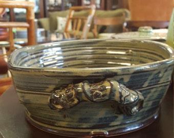 Pottery Bowl (Green)