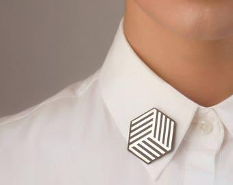 Hexagonal Pin
