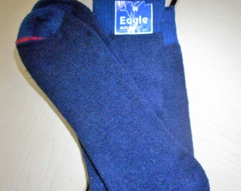 Vintage Socks  80's    byEAGLE BRAND    Never Worn,   Still WithTags On