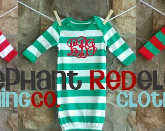 Personalized Christmas Pajamas, Kids Christmas Pajamas, Family Christmas Pajamas, Monogram Pajamas, Adult Christmas Pajamas, Matching Pajama