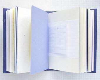 Temet Nosce - Travel Journal - 4.5 x 6 inch A6 - Bucket List Journal