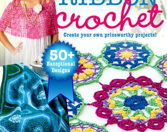 Blue Ribbon Crochet Pattern Book  SPECIAL ISSUE