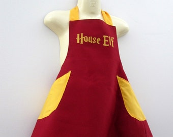 House Elf Apron Costume (Adult)