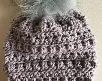 PATTERN ONLY, Mia Beanie Pattern, Crochet Beanie Pattern, Beanie Pattern, Crochet Hat Pattern, DIY Crochet Hat