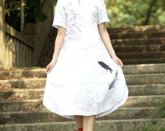 maxi dress summer womens maxi dresses womens long dresses plus size dresses hand painted dresses casual dresses summer dresses womens dress