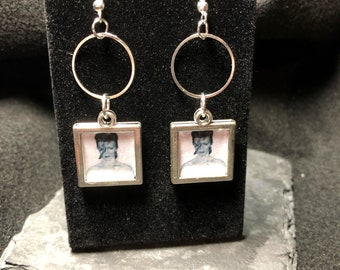 Ziggy Stardust earrings