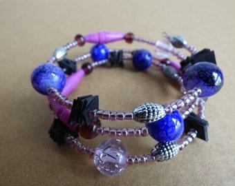 Bracelet Violeta - Made in FRANCE