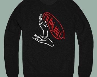 Meanwhile laura palmer twin peaks fan sweater