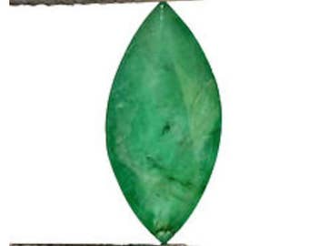 Genuine Natural Emerald Marquise AA Quality Loose Gemstones (4x2mm - 10x5mm)