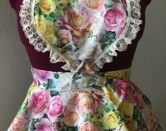 Spring Time Apron 2 in 1