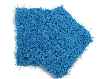 Turquoise Pot Scrubbers Set of 2