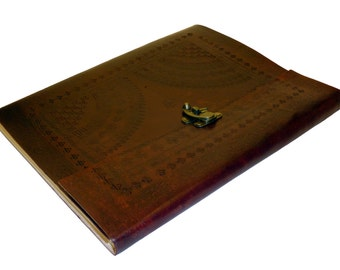 Large Sketchbook with clasp