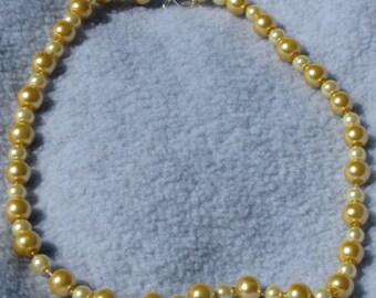 elegant Gold string