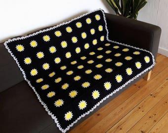 Grey Throw Yellow Throw Black Throw Blanket Grey Blanket Black Blanket Yellow Throw Blanket Yellow Blanket Black Afghan Black Sofa Throw