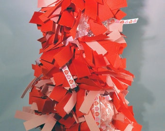 Valentine's Day Ribbon Tree - Centerpiece - Baby Shower