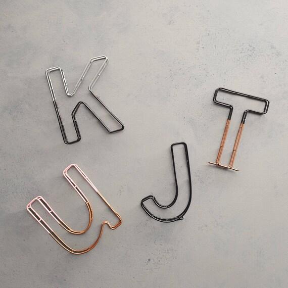 Hause Buchstaben dekorative Buchstaben Kupfer Buchstaben
